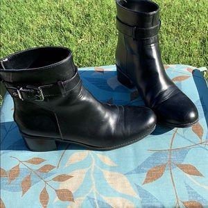 Bandolino Black Ankle Boots